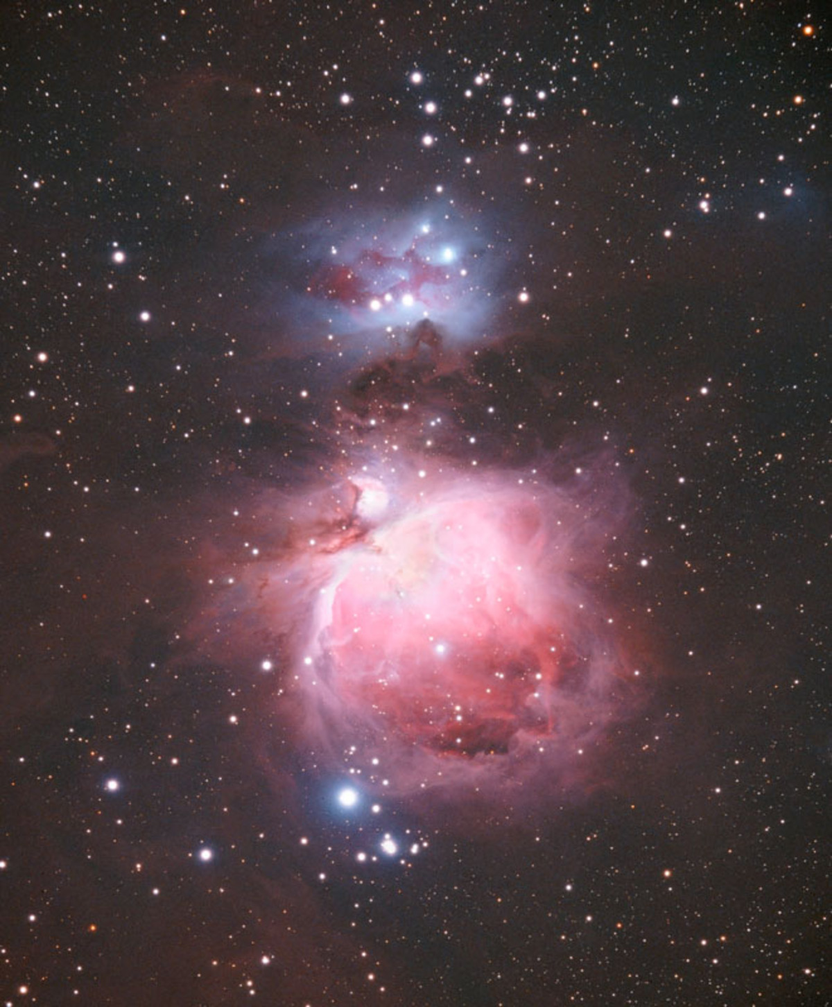 M42 and NGC1980