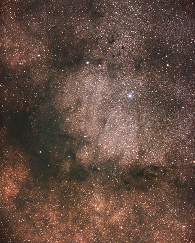Pipe Nebula with AP Traveler 2003