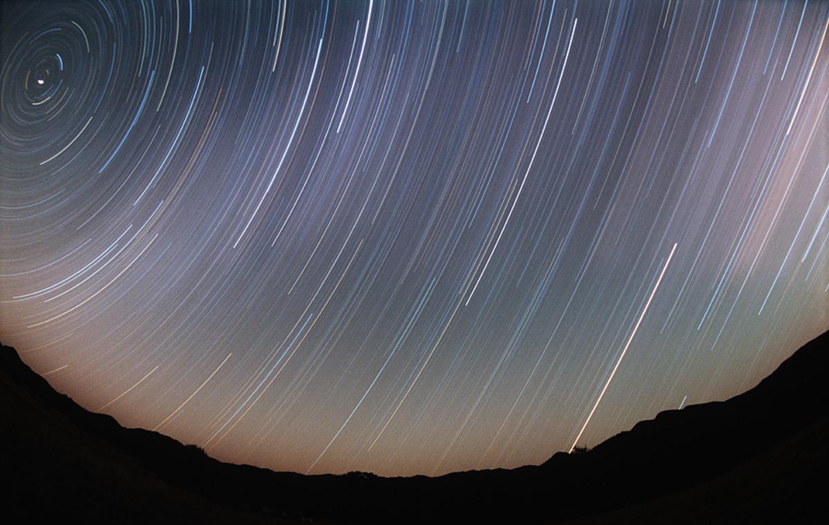 Chiricahua Star Trails 2003