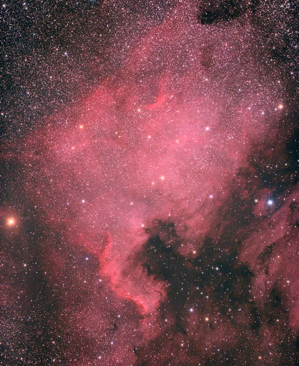 North America Nebula (NGC7000)