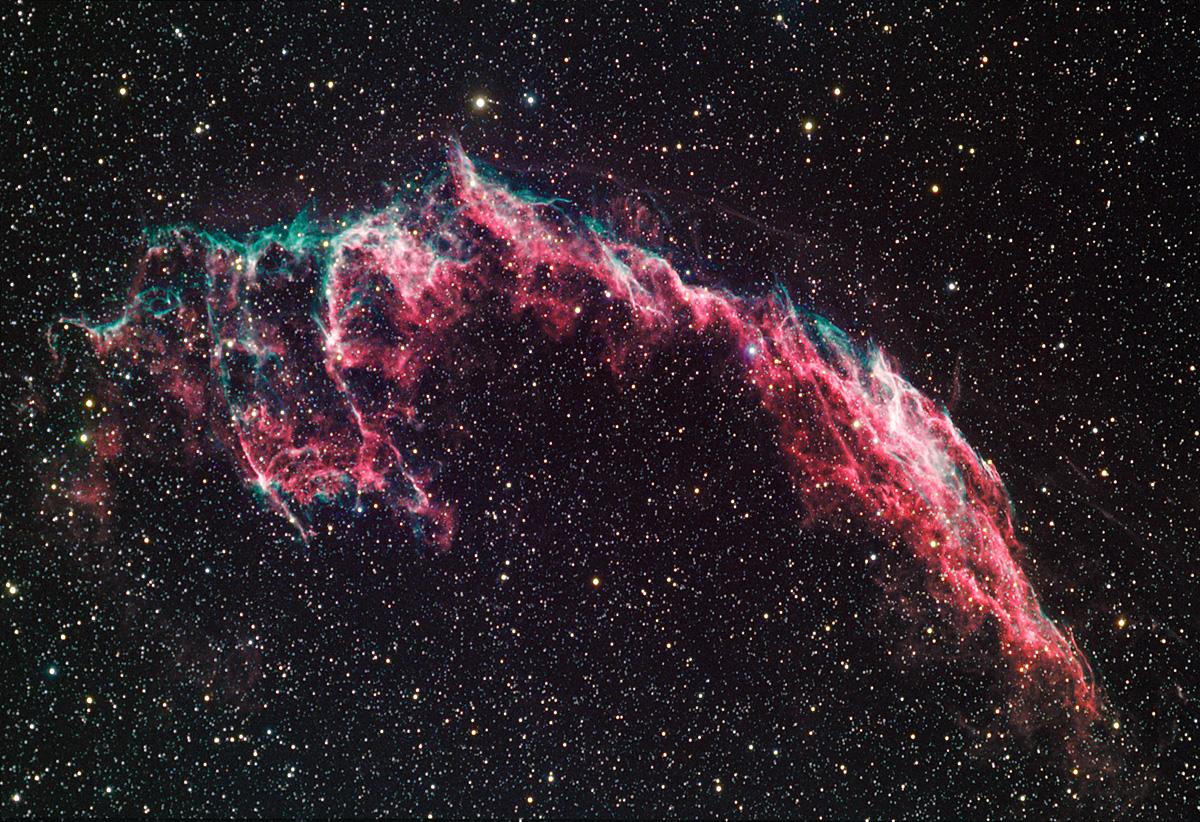 NGC 6992 Veil Network Nebula