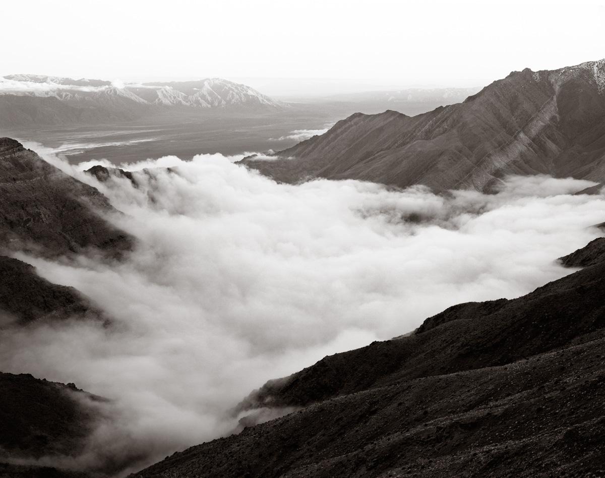 Aguereberry Point in Death Valley