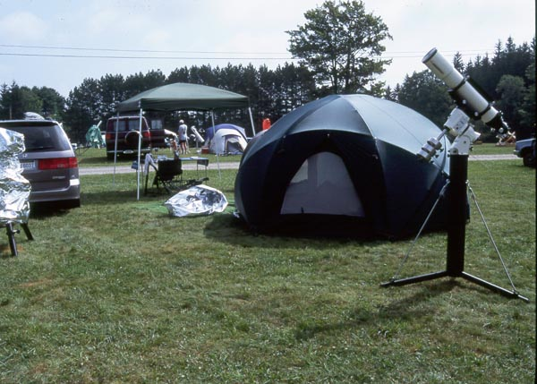 Black Forest Star Party camp 2000