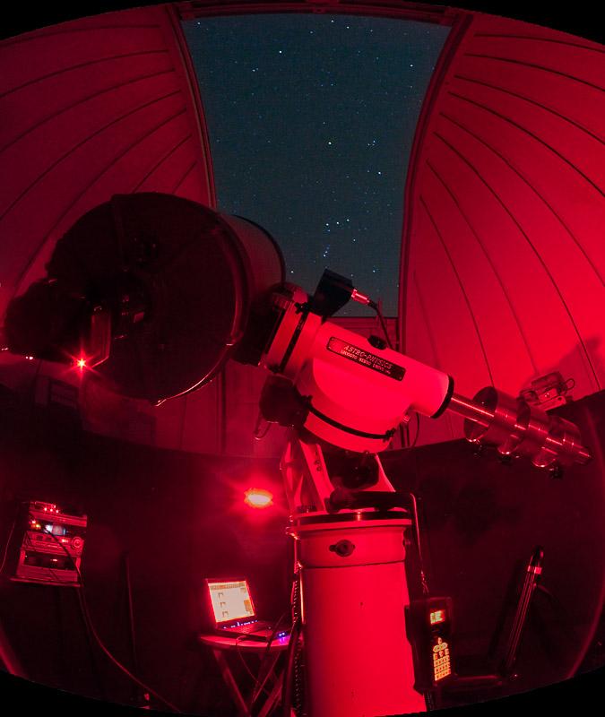 Donald C. Martin Observatory 2010
