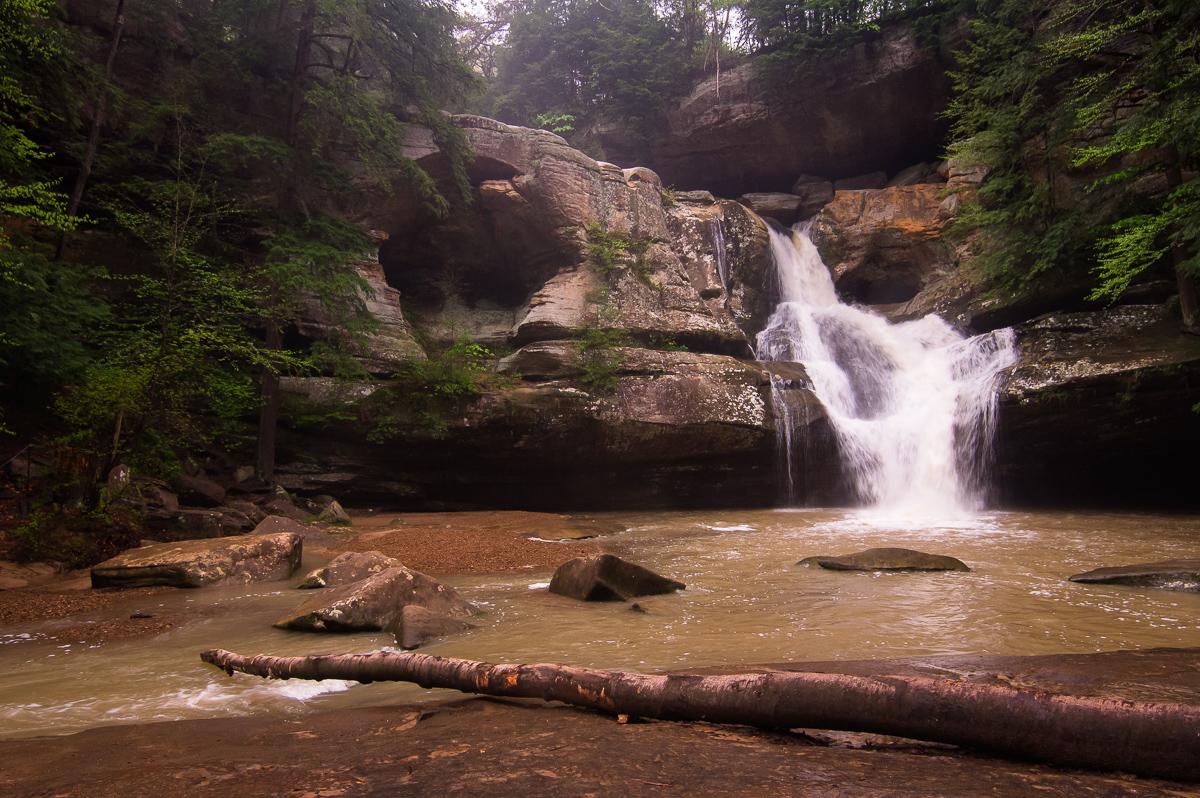 Cedar Falls Left