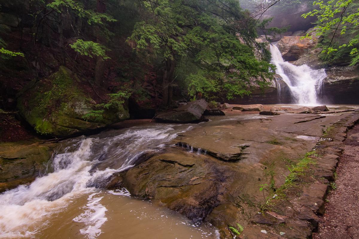 Cedar Falls Stream