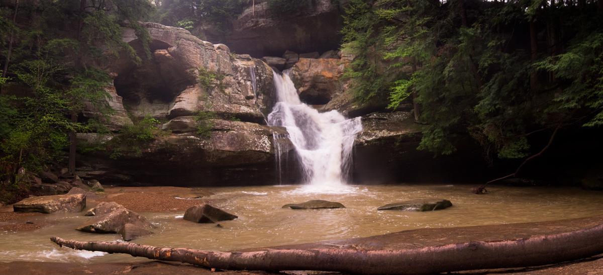 Cedar Falls Pano