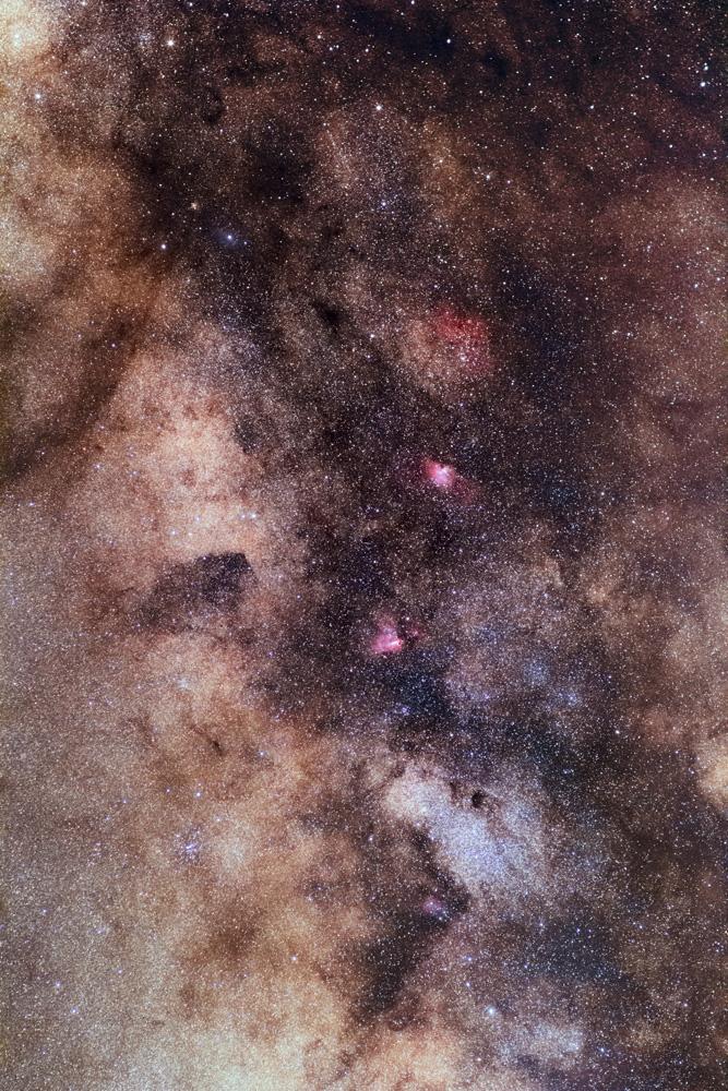 Milky Way from Spruce Knob