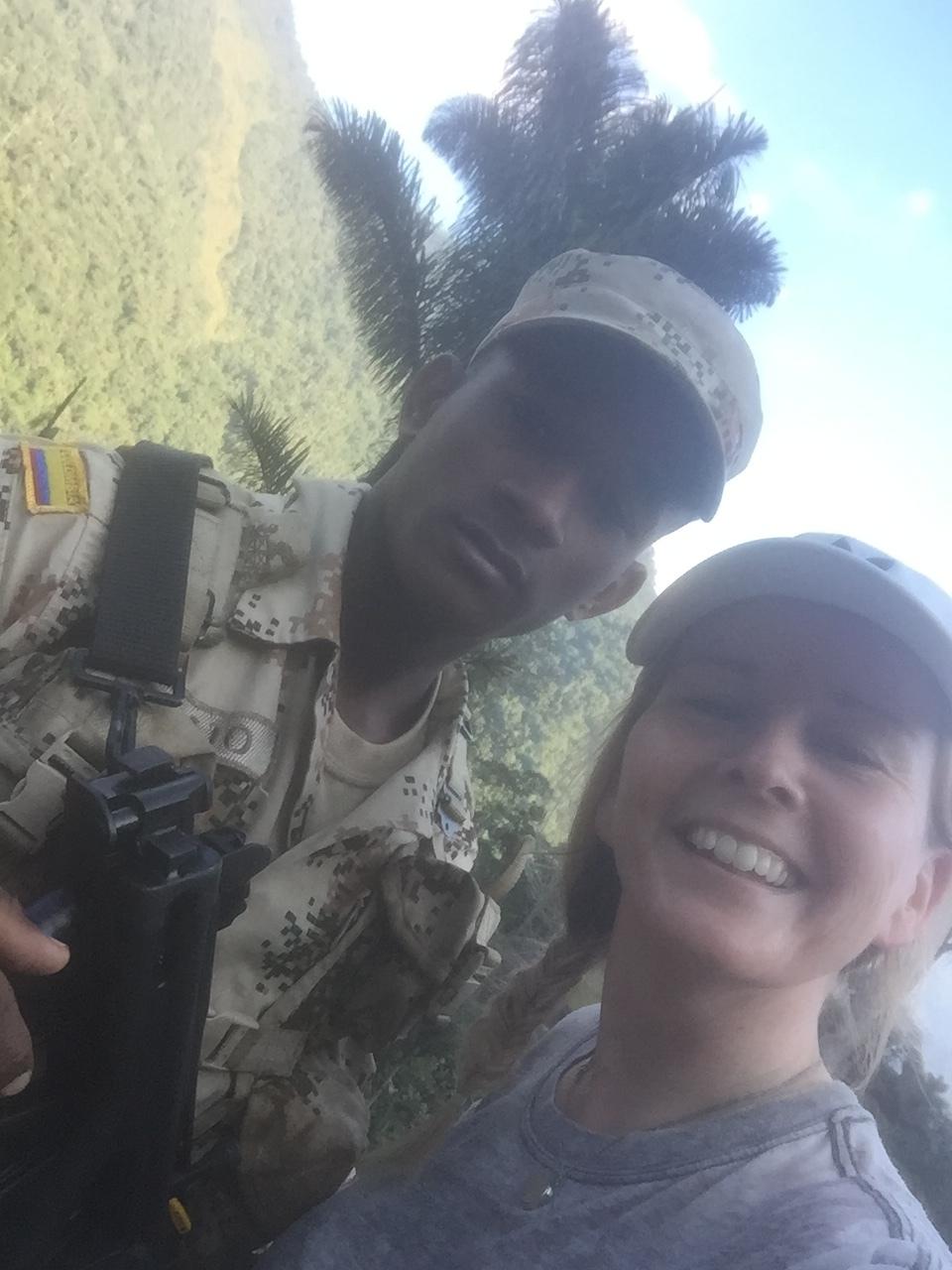 Jungle Selfies!