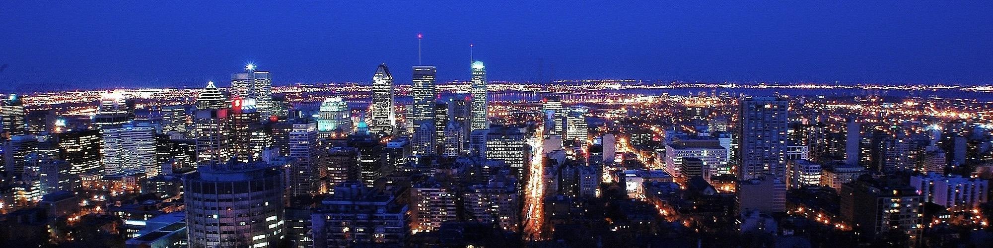 Service dans la grande région de Montréal