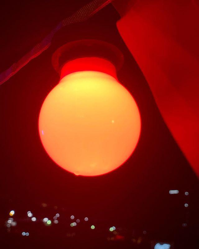 Orange is the new light