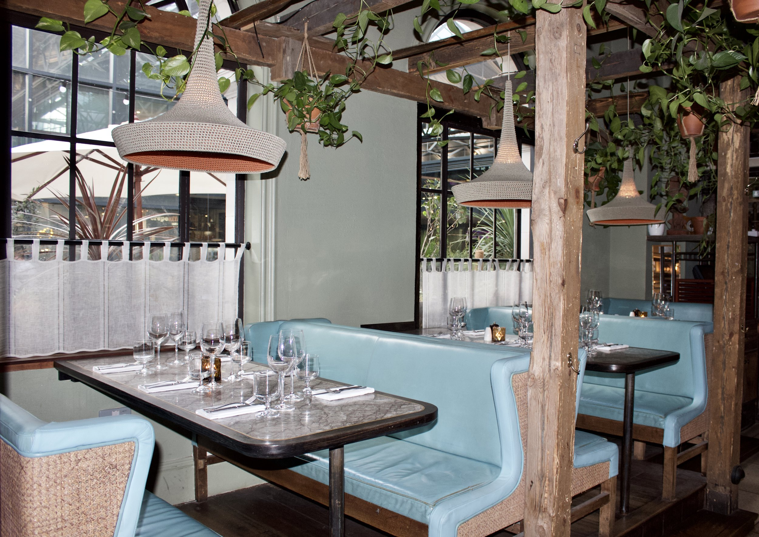 Blixen Restaurant - Spitalfields