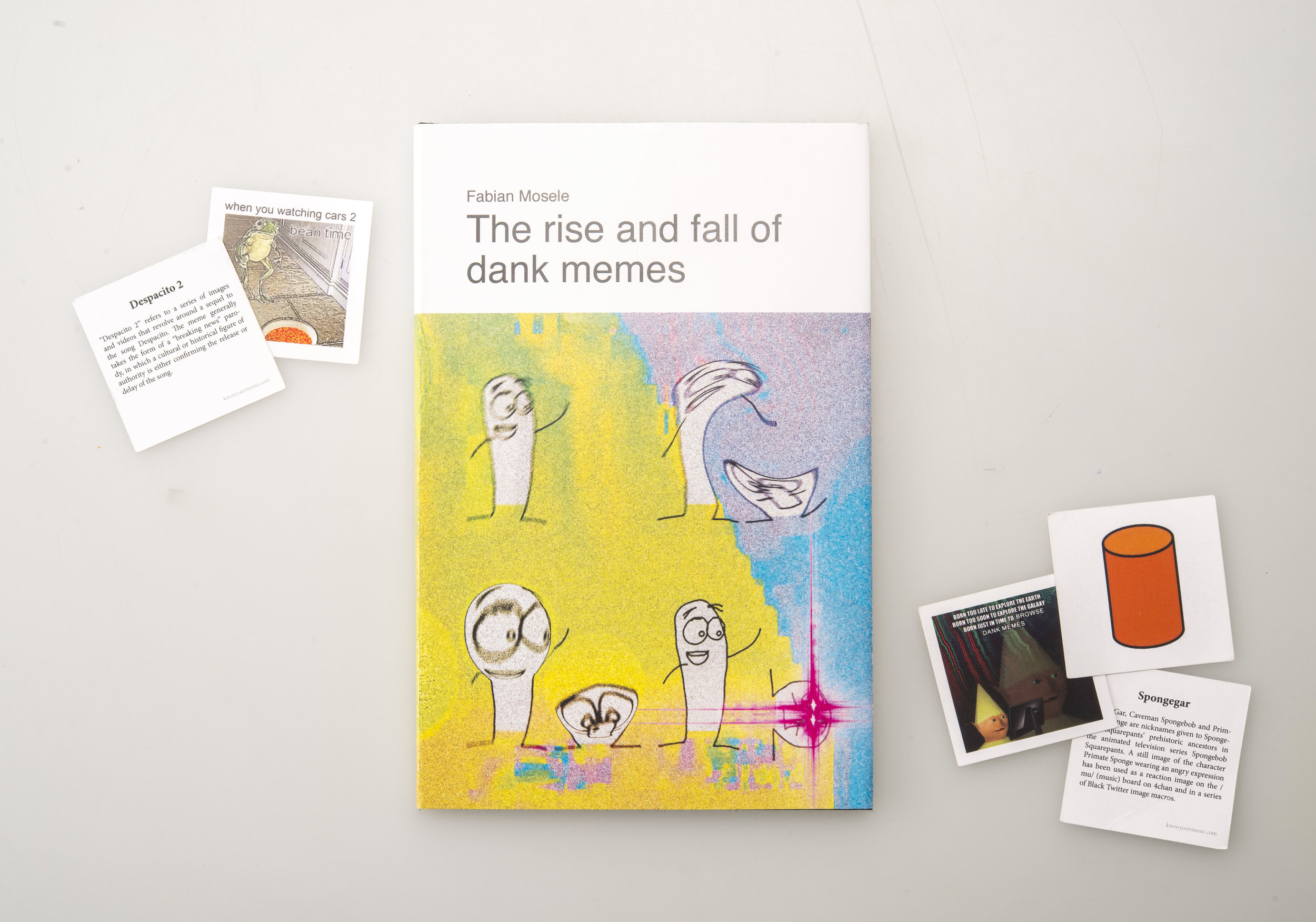 The rise and Fall of Dank Memes