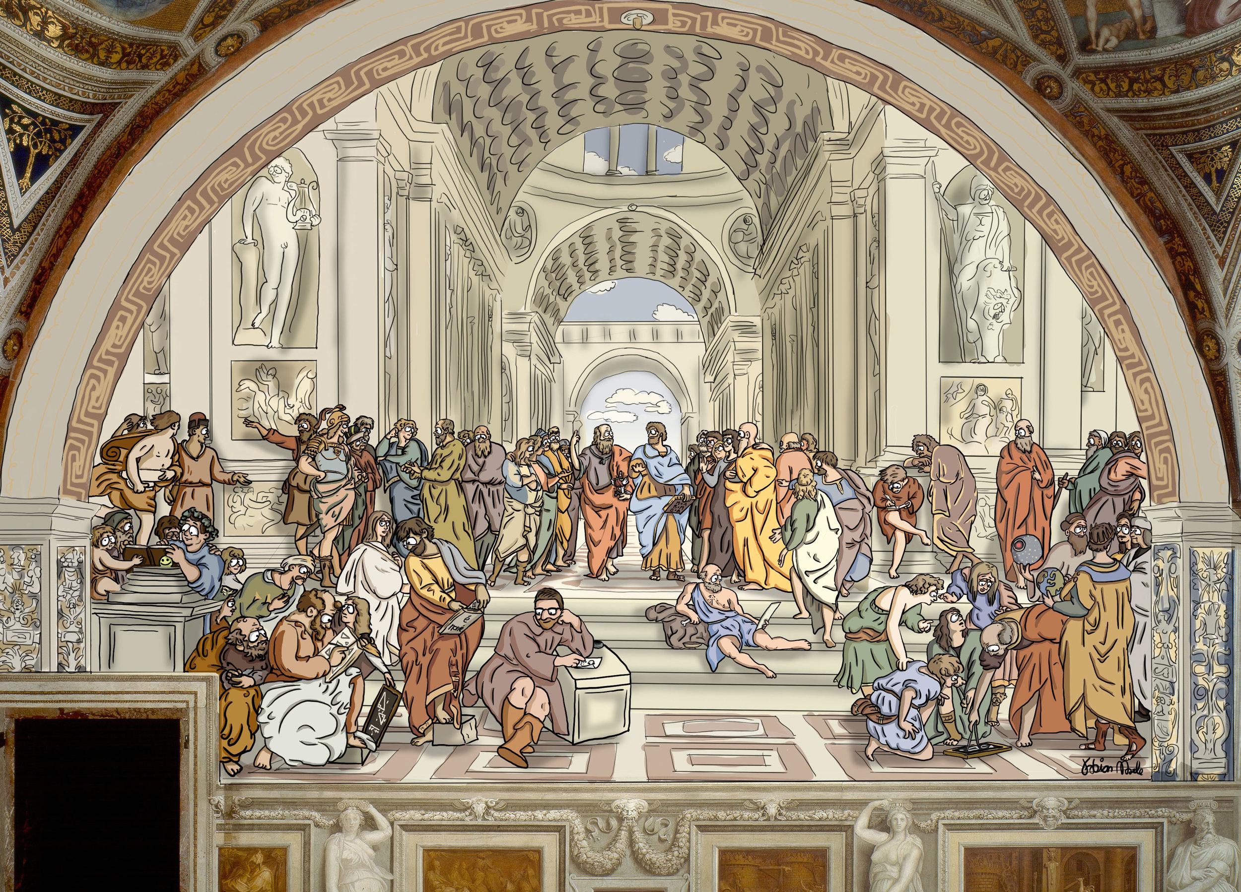 Scuola d'Atene