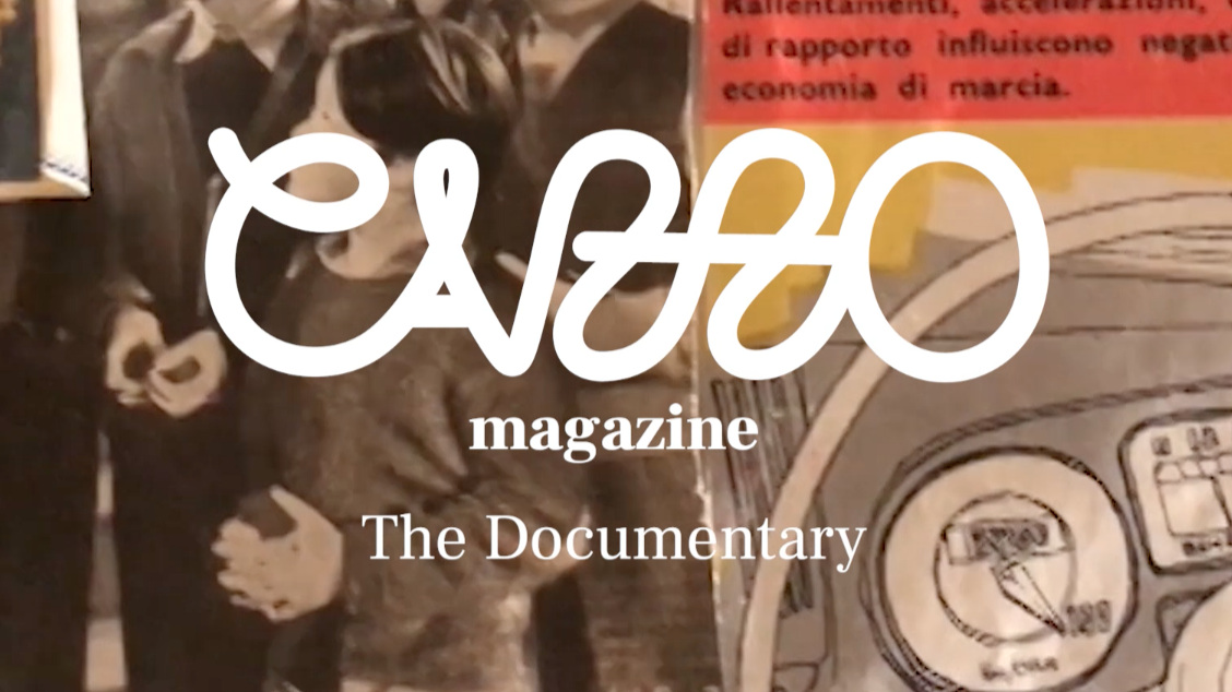 CAZZO magazine - The Documentary
