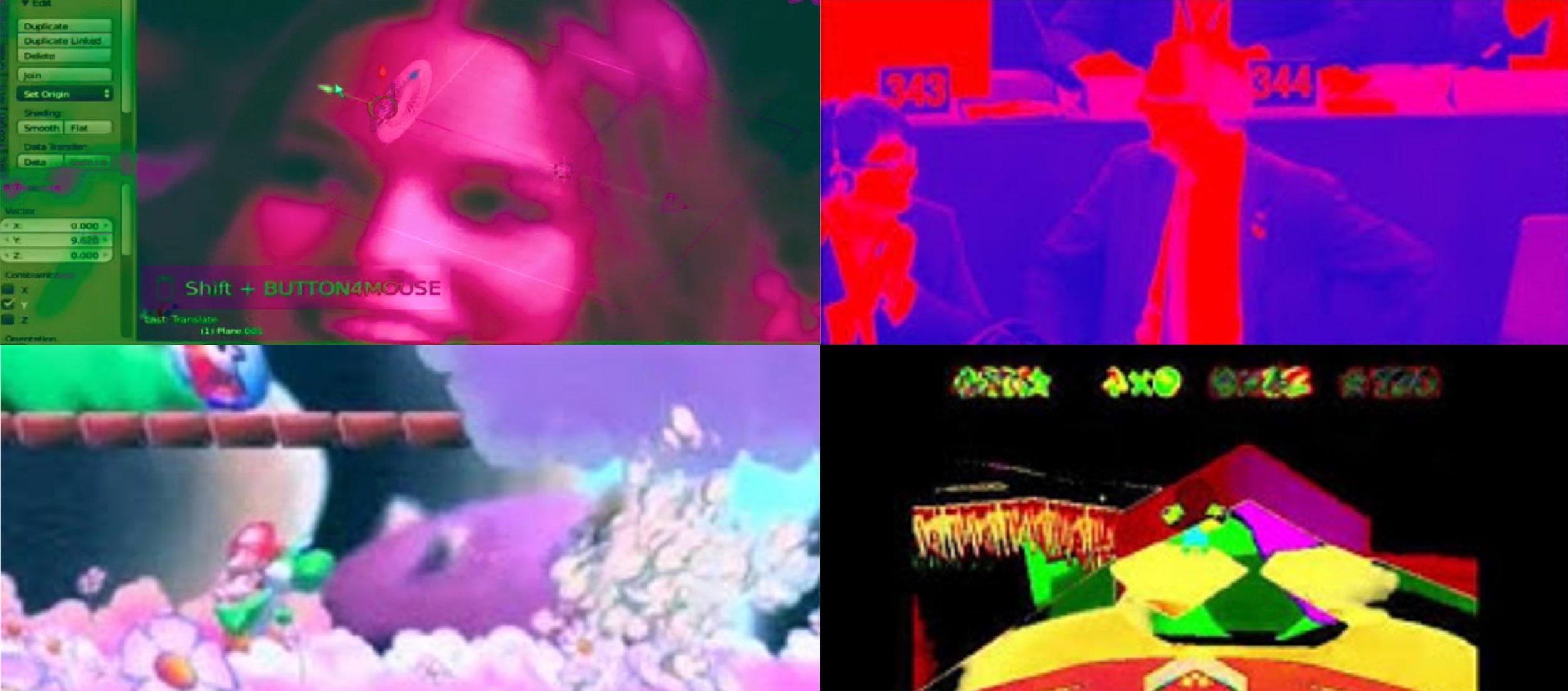 Trippy Music Videos