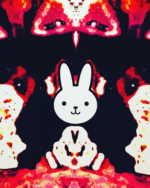 Little bloody Buddha bunny is the backdrop for some makings being shown at @stillpointspacesldn_arts this weekend. Come along and play with us. . . . . . #art #photography #photoart #artwork #stain #body #blood #bloody #red #artistsoninstagram #artist #photographer #instaartist #artwork #instaart #beauty #bodypositivity #arty #artofinstagram #artsy #smear #modernart #feministart #feminist #stillpointspaceslondon