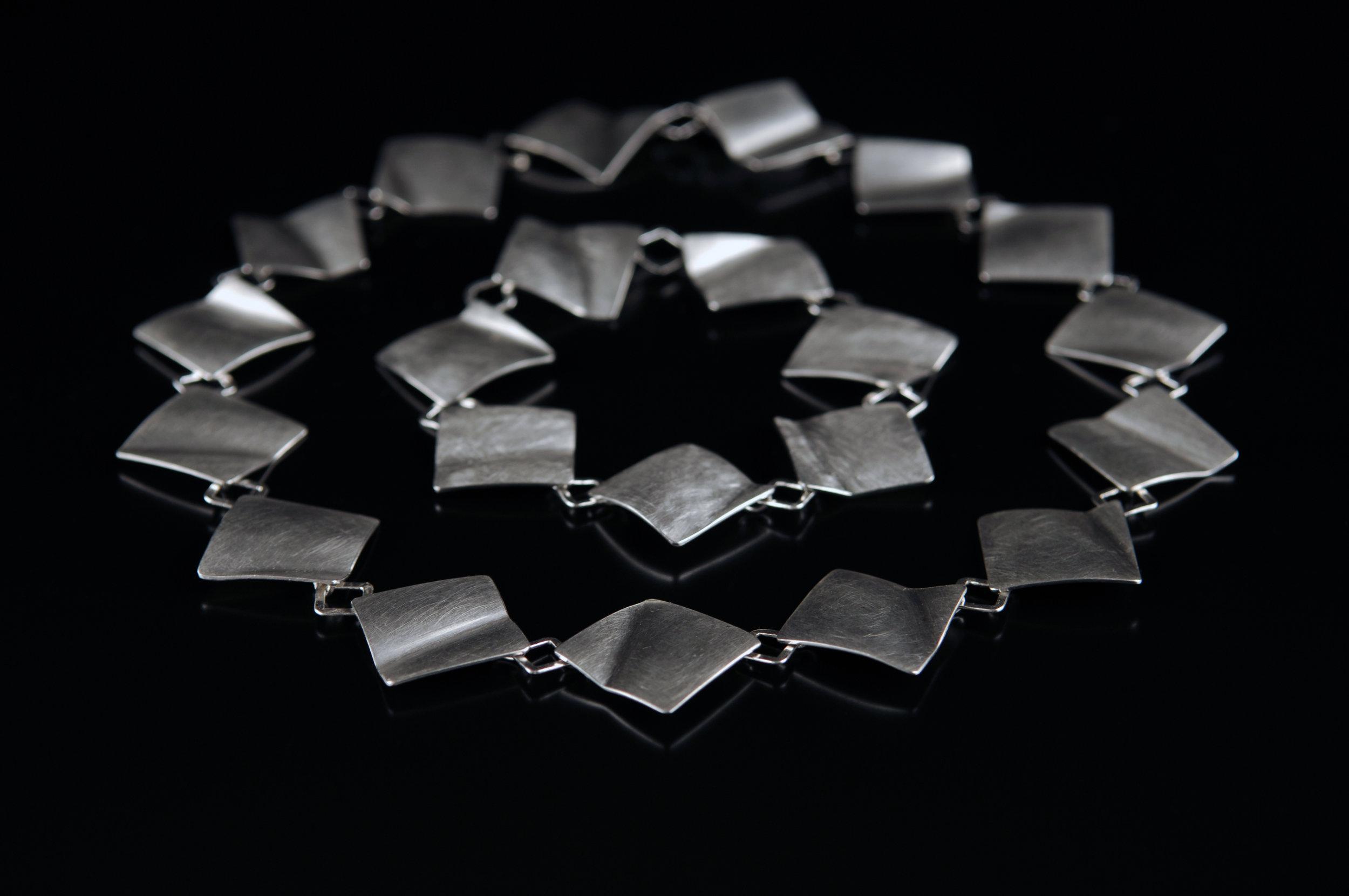 'Folds' Necklace