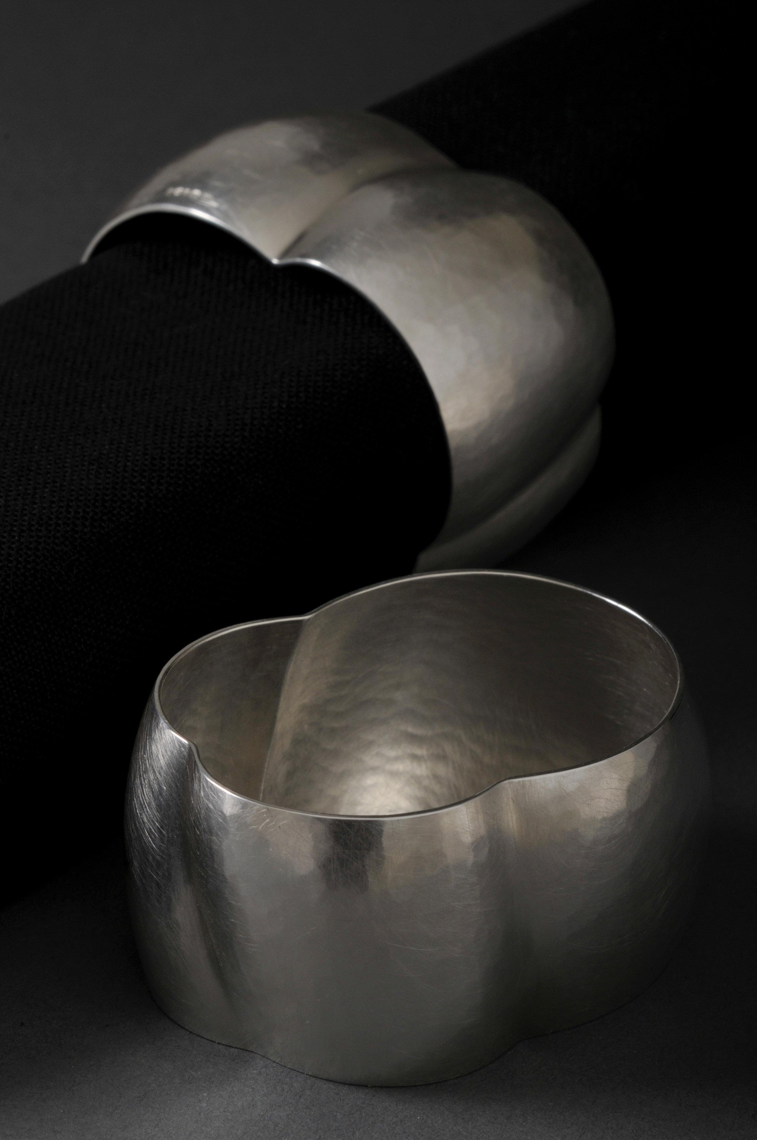 Folds Napkin Ring Abigail Brown