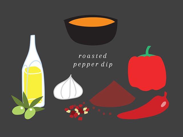 """Our delicious homemade sauces! This one is """"Roasted pepper dip"""" ~ Grilled red pepper, garlic, red chili flakes & sumac. (vegan)  Lamb Street Food býður aðeins upp á heimatilbúnar sósur. Við mælum með """"Ristuð Paprikusósa"""" ~ Grilluð rauð paprika, hvítlaukur, rauðar piparflögur & sumac (vegan) . . . . #LambStreetFood #Reykjavik #Iceland #StreetFood #Lamb #IcelandicLamb #íslensktlambakjöt #legoflamb #restaurant #streetfoodlover #streetfoods #Takeaway #Falafel #Lunch #Dinner #dailyfoodfeed #healthycooking #streetfoodiceland"""