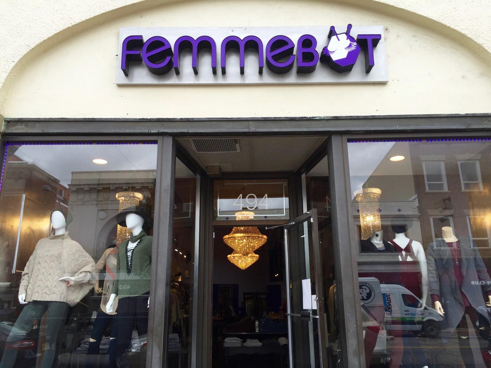 Femmebot: Where Fierce Fashion and Powerful Women Collide