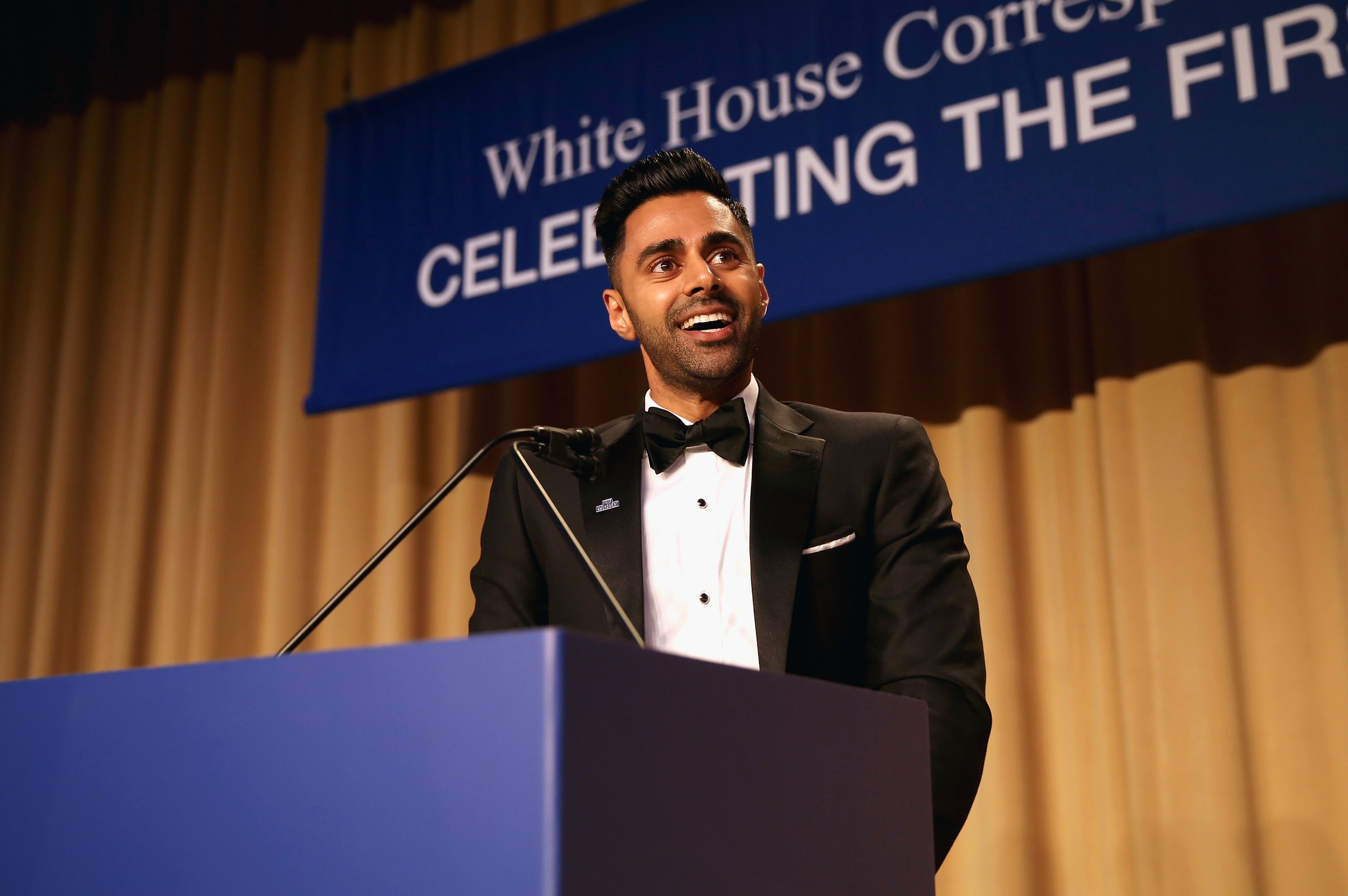 The Best Moments from Hasan Mihnaj's Speech at the 2017 White House Correspondents' Dinner