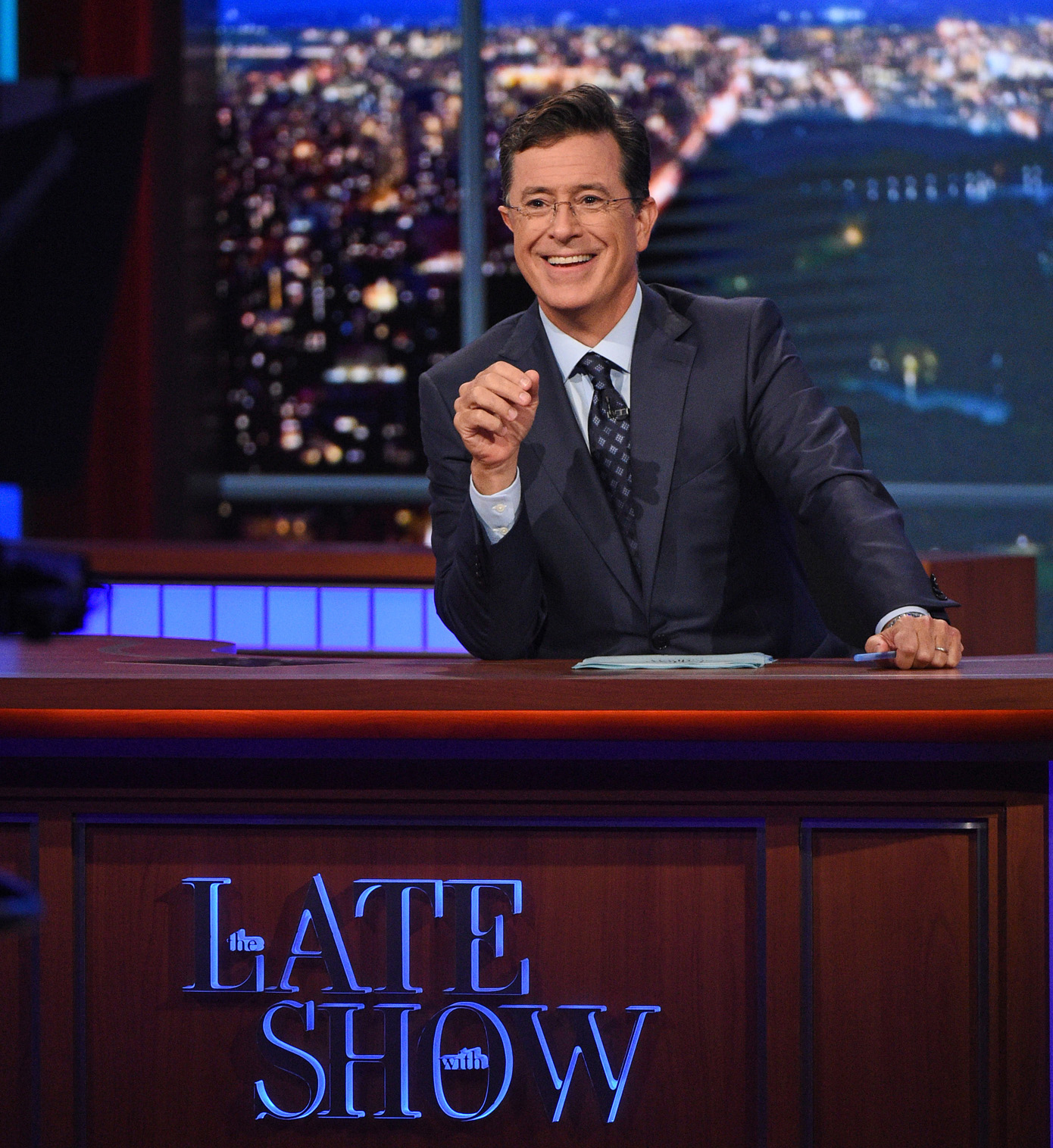 The Late Show with Stephen Colbert: Same Stephen, Double the Time
