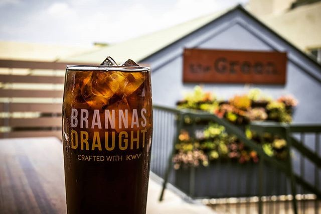 @brannasdraught - Your best golf partner! 🇿🇦🍻⛳ #swingjuice #brannas #ontap #brandyandcola #craft #brannasdraught #proudlysa #KWV #kegged #lekker #proesoosnog #humpday #thegreen #golf