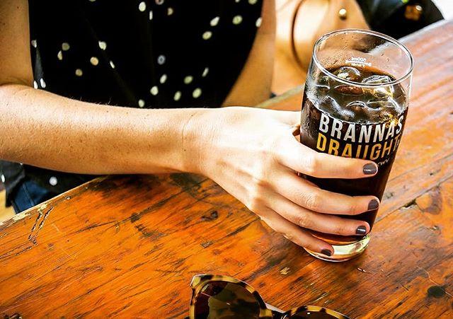 Hump Day Mood 🍻🙌🏼🇿🇦 #brannas #ontap #brandyandcola #craft #brannasdraught #proudlysa #KWV #kegged #lekker #proesoosnog #humpday #brandy #cheers #drinkbrannas