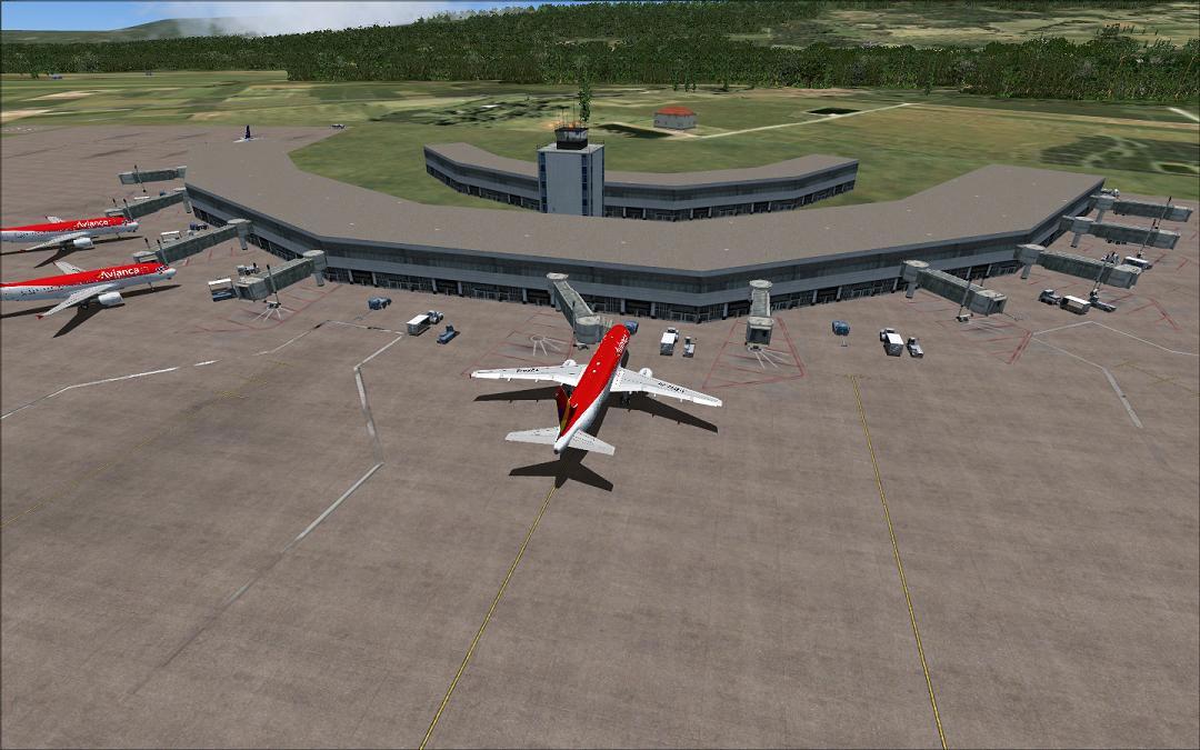 José María Cordova International Airport