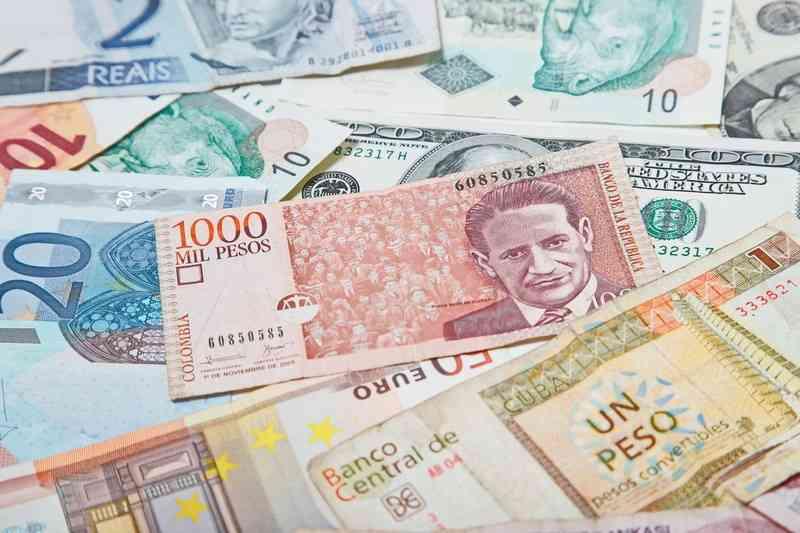 Getting Cash In Colombia Mi Vida En