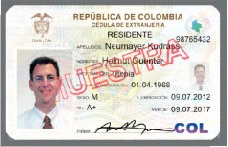 Image courtesy of Migración Colombia.