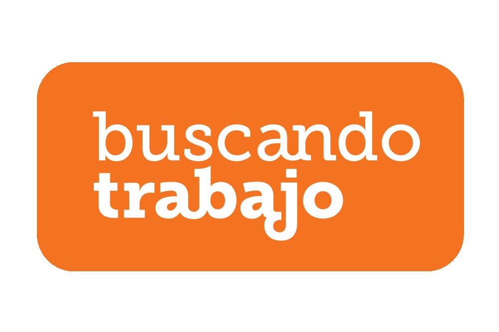 Refreshed Buscando Trabajo logo