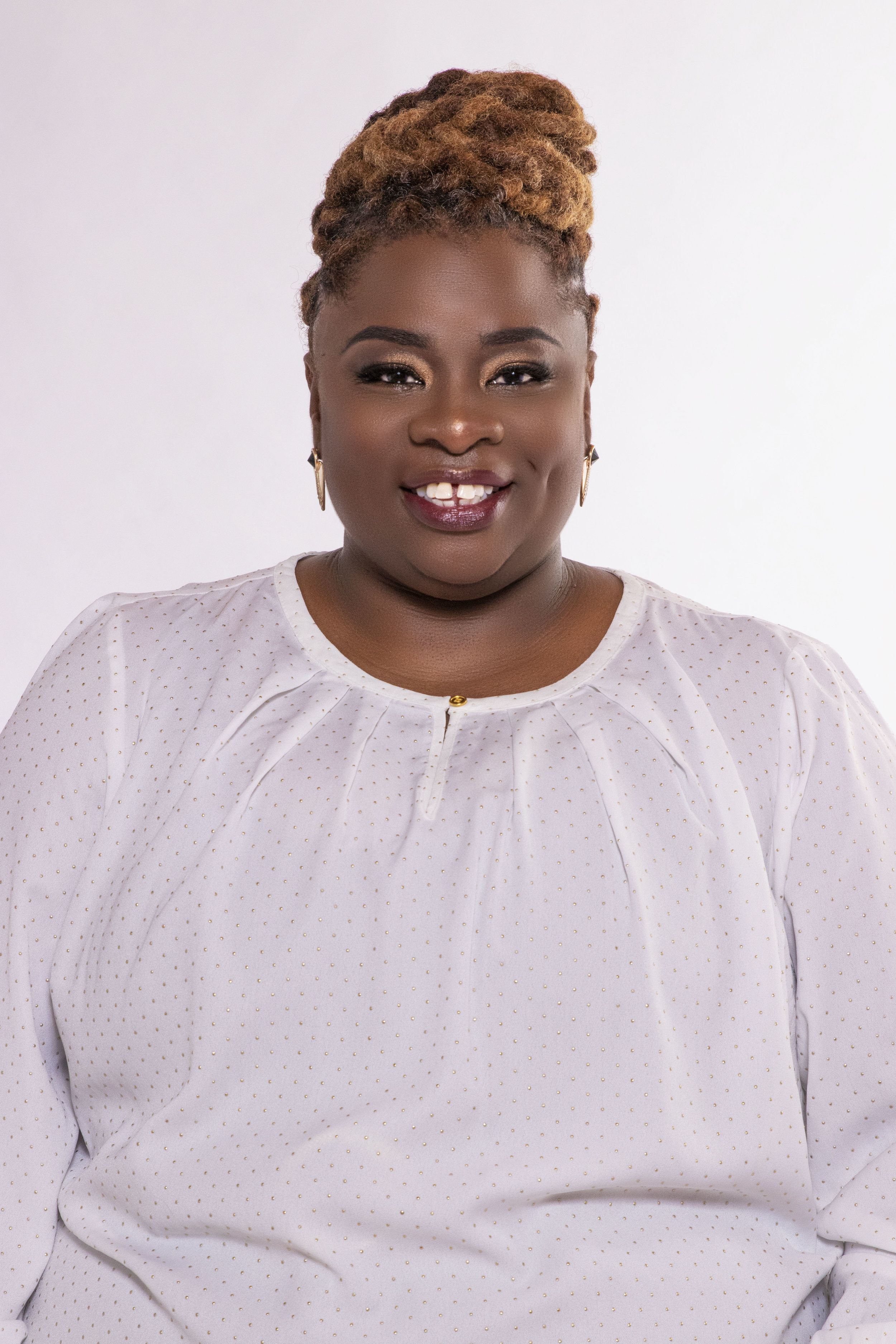 Tameka Brewington, owner and therapist at Real Talk Counseling in Charlotte, NC