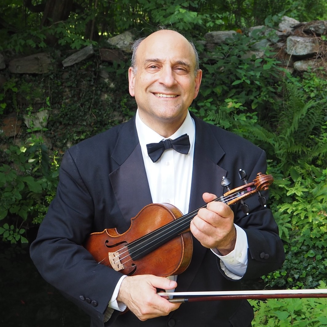 David Siegel - ViolinDavid Siegel received a B.M. From Manhattan School of Music. In addition to touring with Philharmonia Hungarica and Phantom of the Opera, David has performed with many local organizations including Boston Landmarks Orchestra, Boston Ballet Orchestra, and Springfield Symphony Orchestra. He has also studied extensively with Aaron Rosand. David teaches privately in the Worcester, MA area, and resides in Millbury, MA.