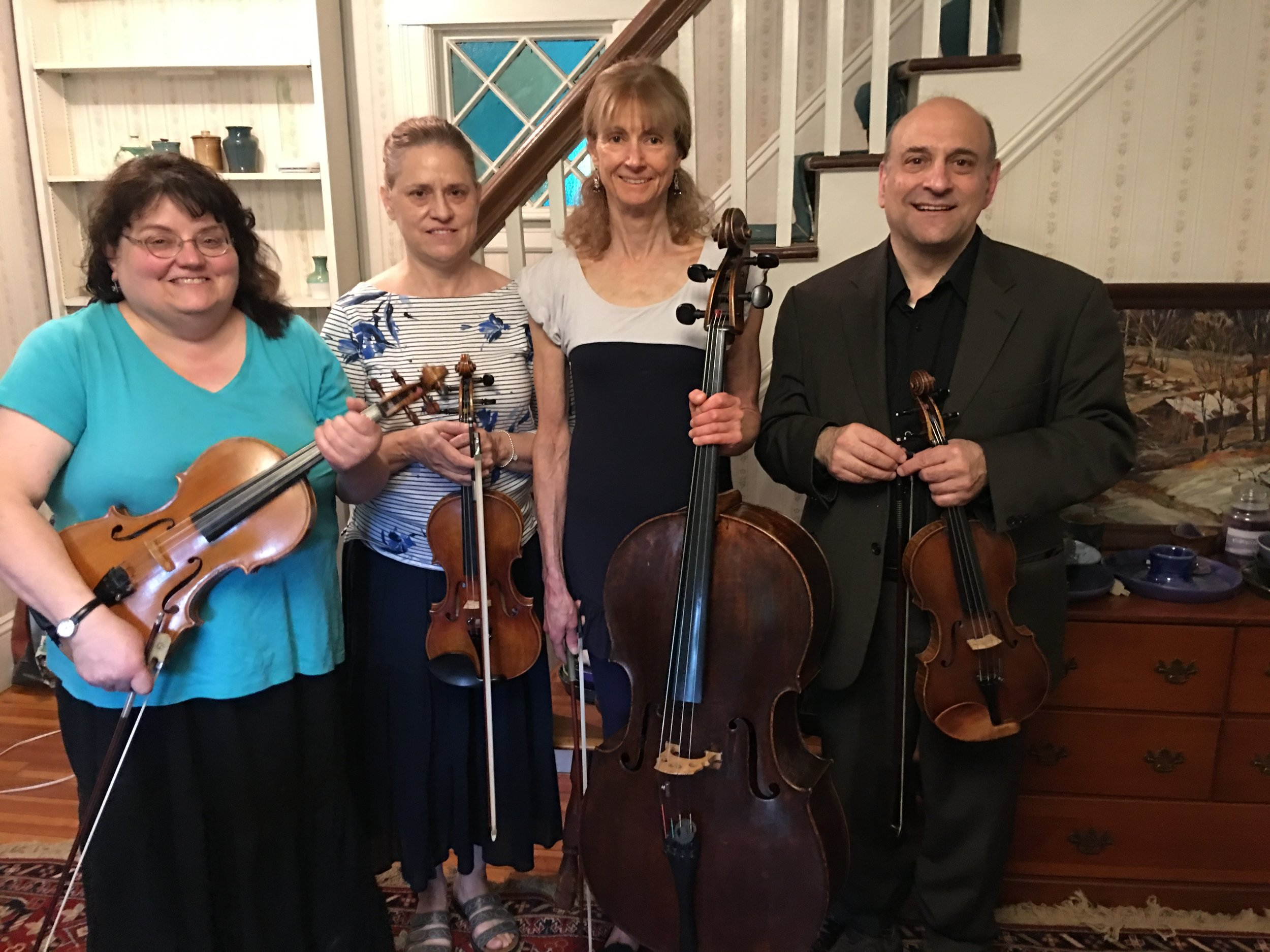 Bel Canto Chamber Players–Passion, Experience, Artistry -