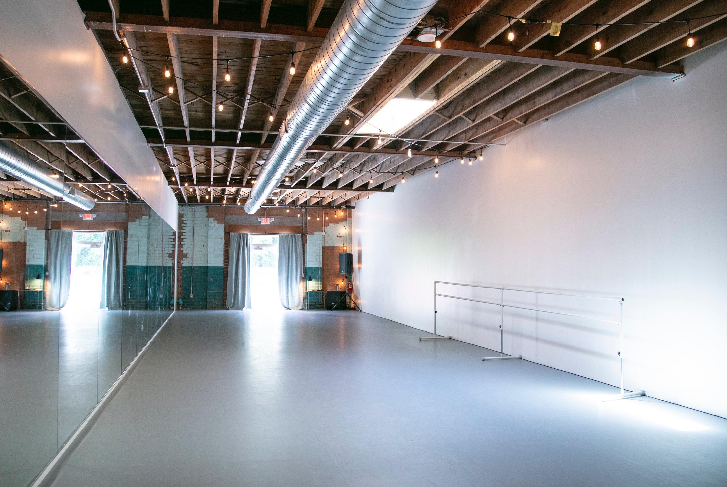 EBB & FLOW DANCE STUDIO. @ebb.flow.studio 2116 N. Davidson St., Unit C Charlotte NC 28205