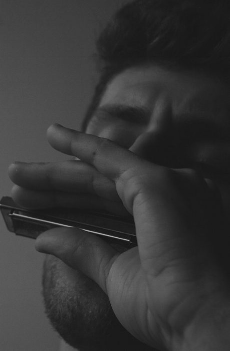 Harmonica - Ezra has been playing the harmonica for 8 years. He can hold a melody, improvise the blues, or beat box a funky base line. Check out some of his sounds here.https://soundcloud.com/mr-e-10