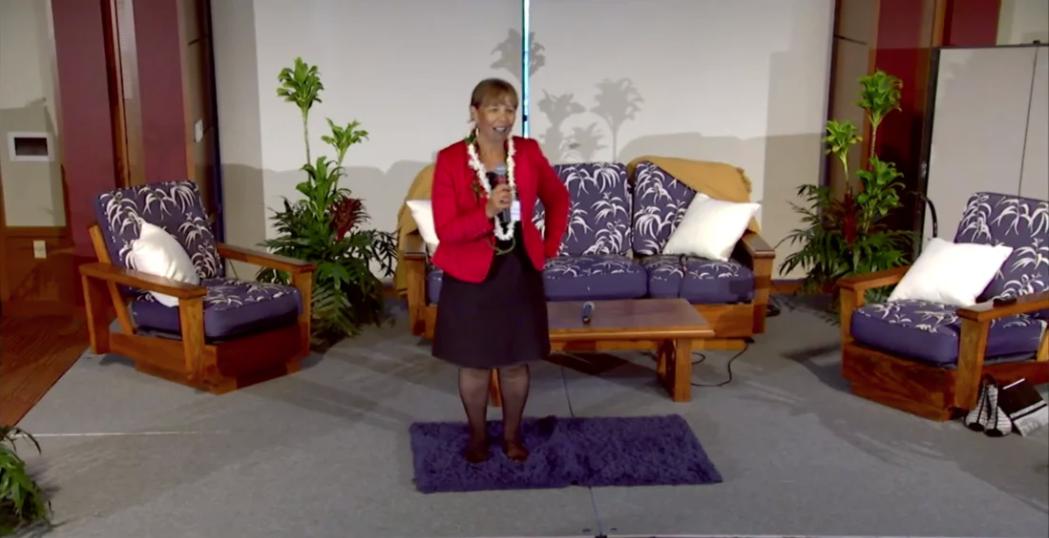 Māori Language in Policy - by Judge Caren Fox