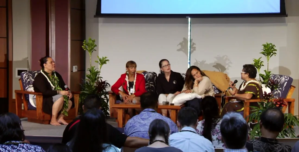 Panel: Indigenous Languages in Policy -
