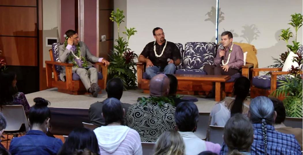 Panel: Indigenous Languages in Media -