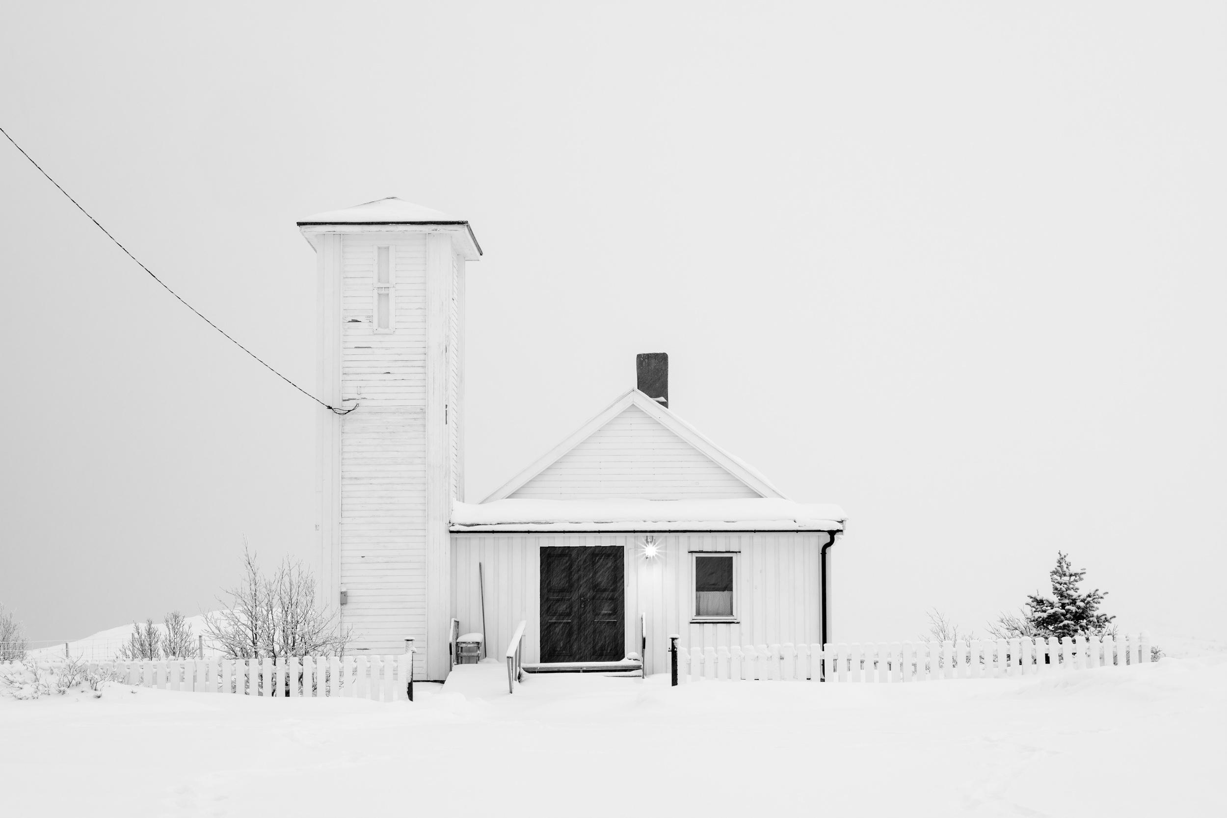 Chapel in Karlebotn / Fujifilm X-T3 ISO 160 56mm f/8.0 1/15sec