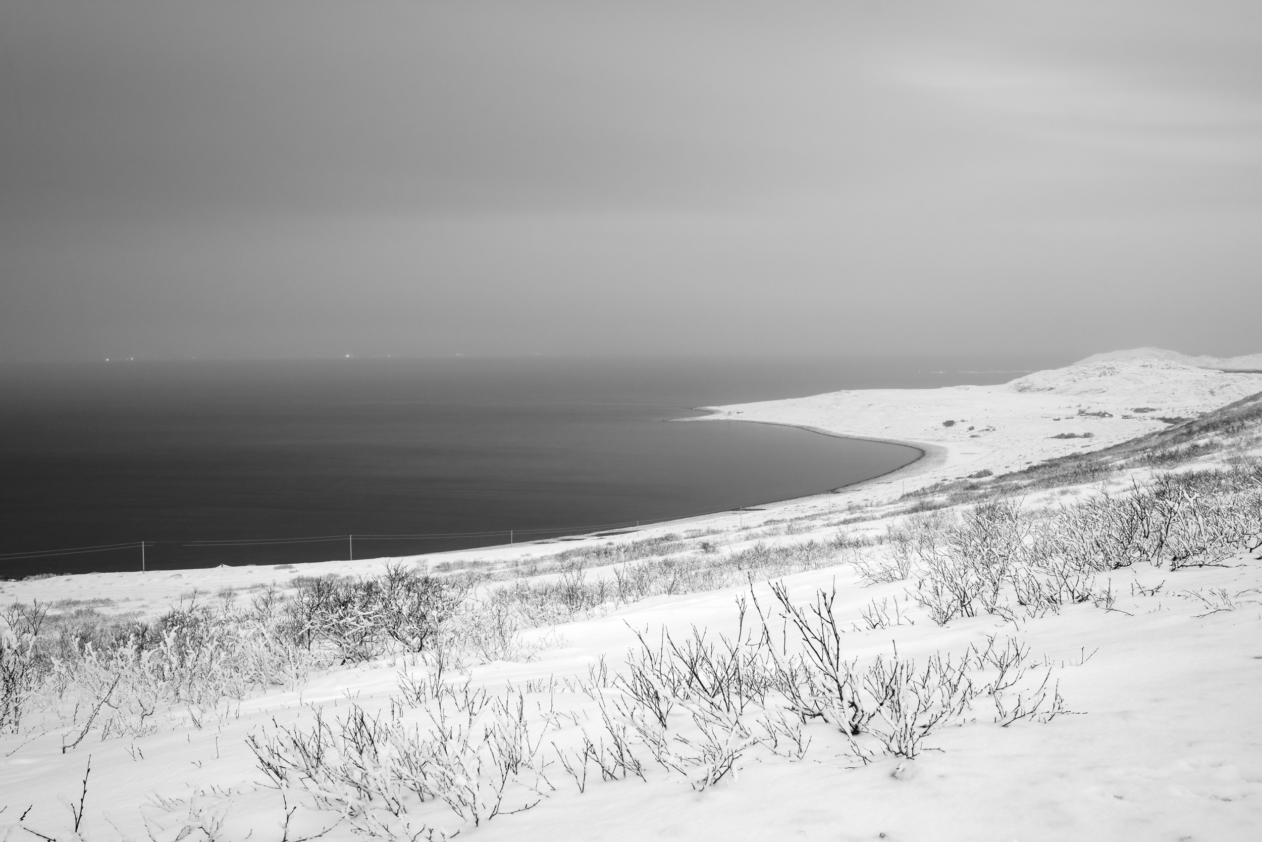 View from Brannsletta, a nature reserve / Fujifilim X-T3 ISO 160 23mm f/11 60sec