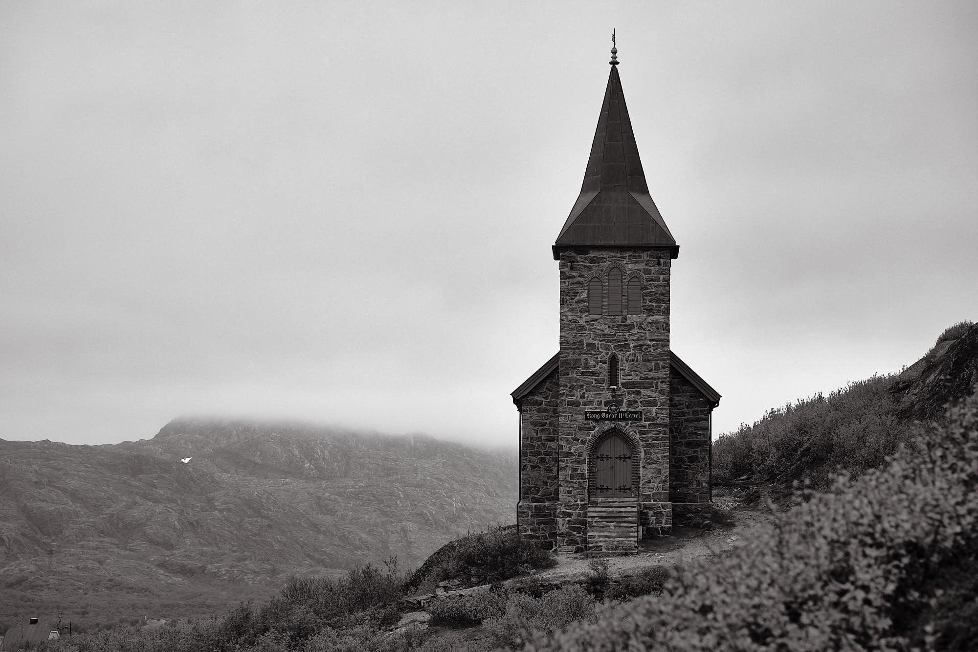 Kong Oscar II Chapel / Fujifilm X-T3 ISO 400 1/850s f/5.6 80mm