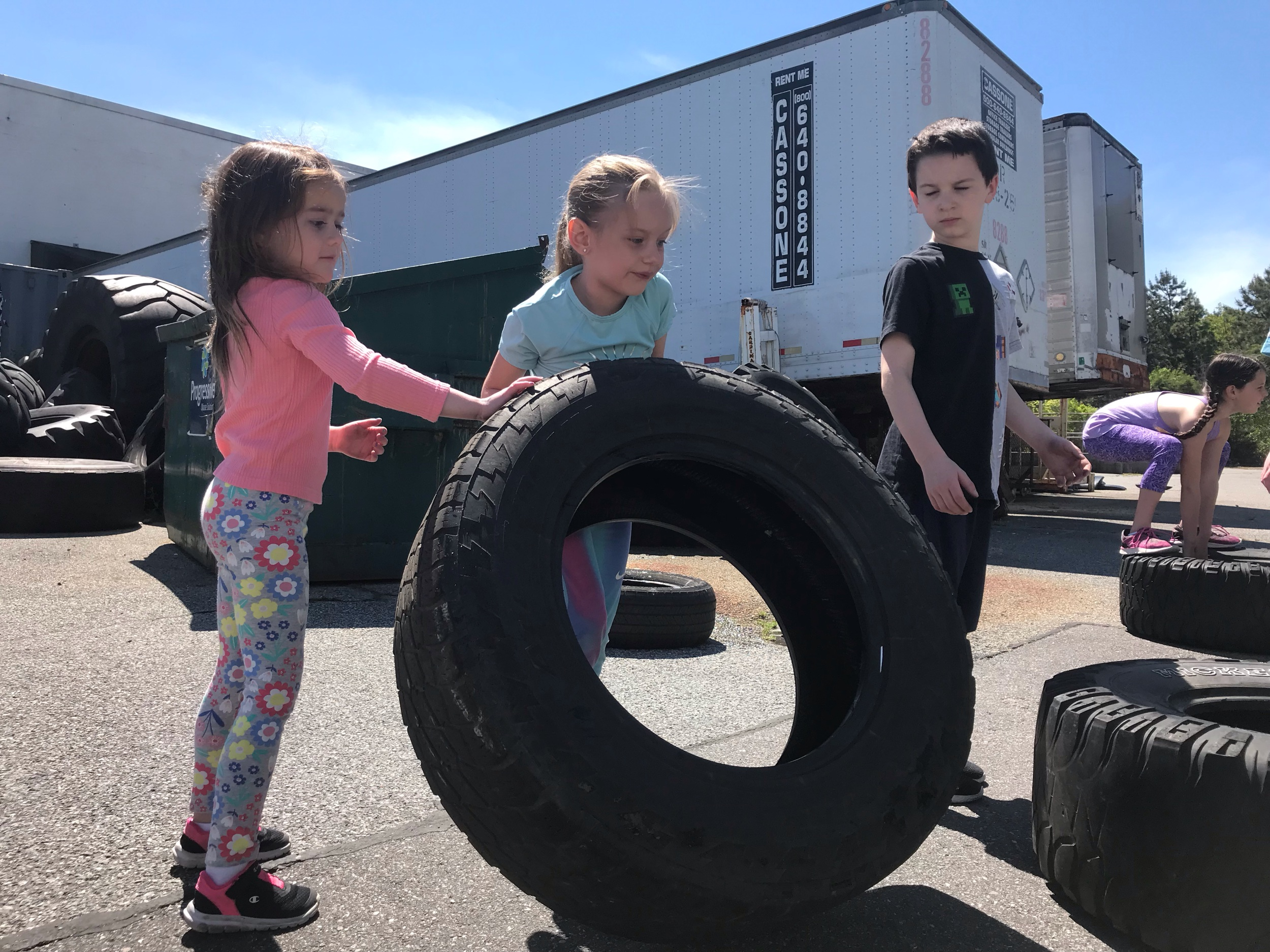 This past Saturday was our last kids class for the spring session and they had a blast! Check out more pics on our Facebook/instagram! Summer camp dates to come!