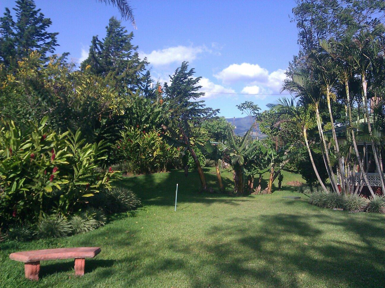 Doka Estates - Beautiful setting for a coffee tour
