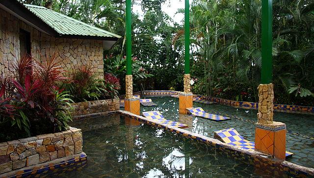 Baldi Hot Springs -