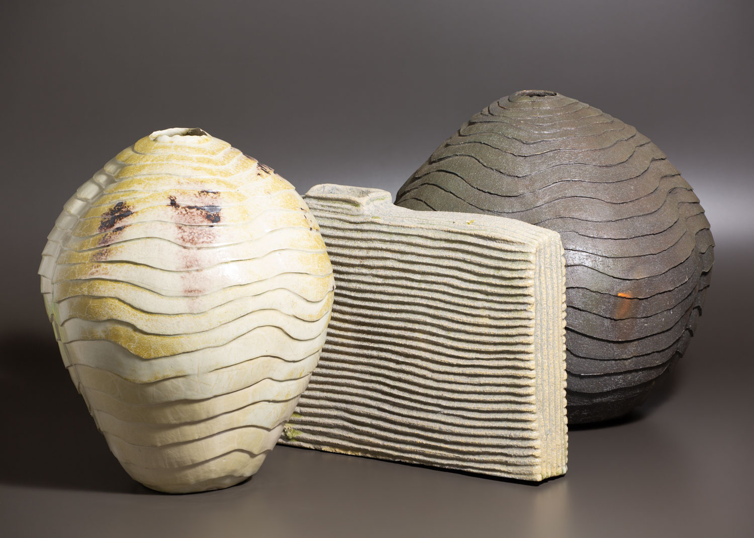 Carved Vessels