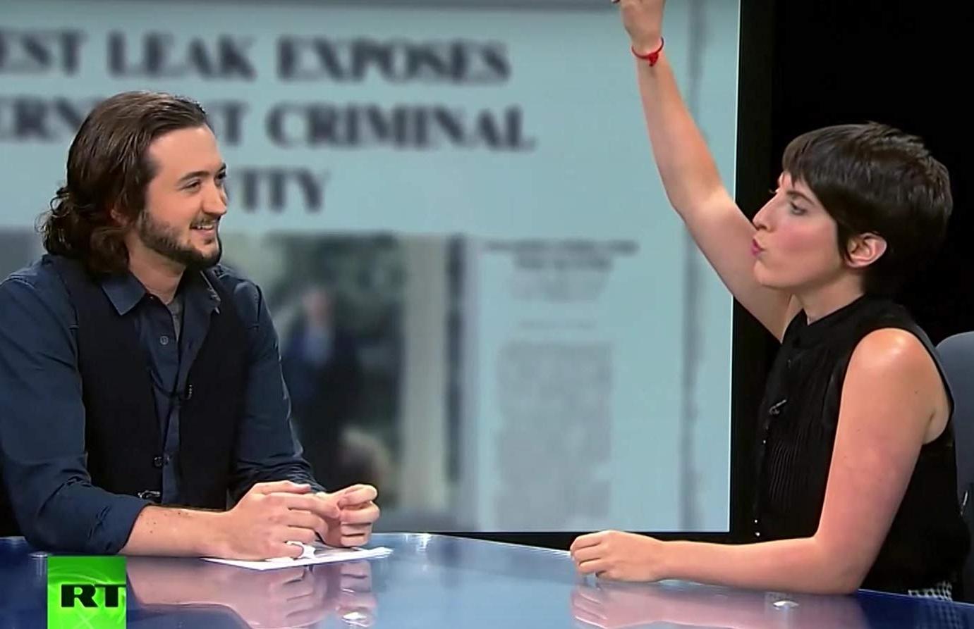 Democrat & Chronicle - Pittsford's Abby Feldman shows satiric teeth
