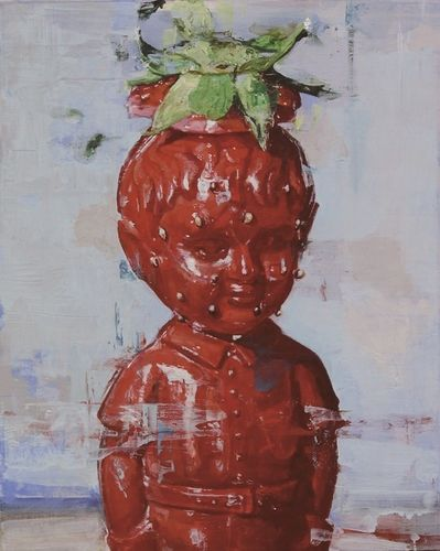 Yohei Yashima, I Want to be a Strawberry, 2017